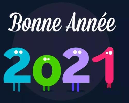 Dr. Ghislain Mouil Sil : À nous tous ainsi qu'à nos familles respectives une bonne et heureuse année 2021 !